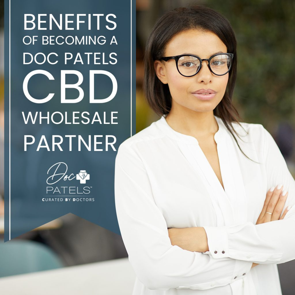 Benefits of becoming a CBD wholesale partner
