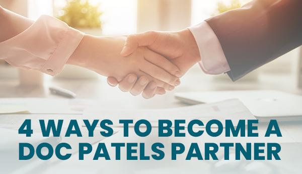 Doc Patels Becoming A Partner