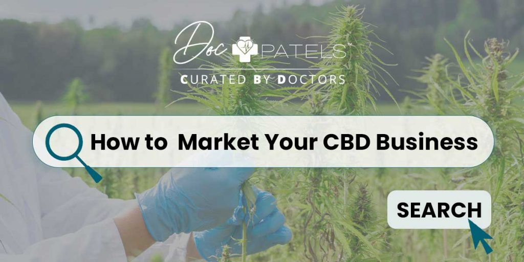 How to market your CBD Business