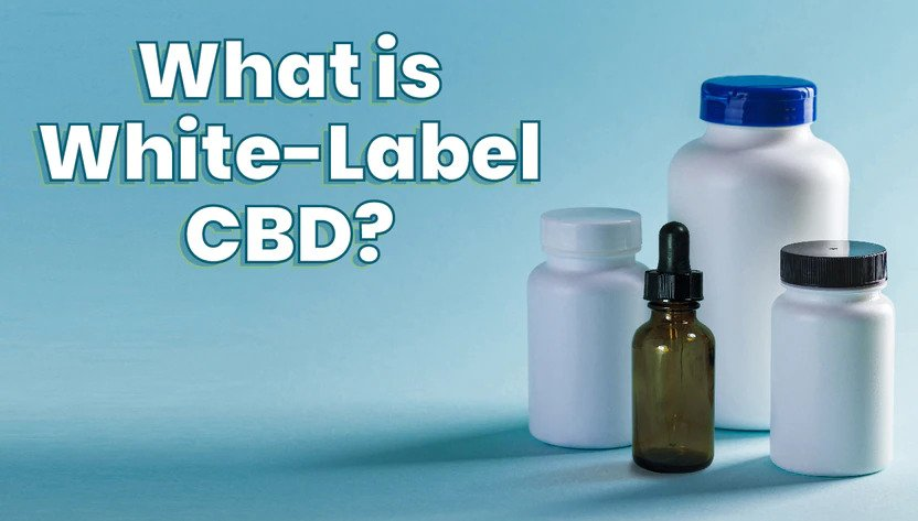 What is white label CBD